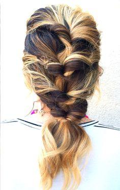 Hair by kelsey Griebling