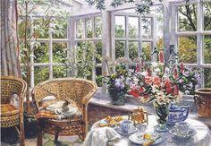Stephen John Darbishire (b.1940) — (831×577)