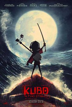 Dopo Coraline e Paranorman arriva un film sui samurai, Kubo and the Two Strings - Sw Tweens