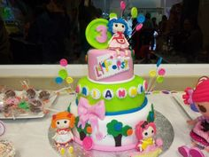 Lalaloopsy Birthday – Puerto Rico By mpcotto