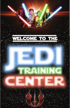Lego Star Wars Birthday Party Printables   Scribd
