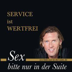 """Service ist wertfrei. So gesehen sind die Bedürfnisse der Promis manchmal weitaus bodenständiger als die vieler anderer Gäste. Wie es uns gelungen ist, Christoph Daum nach einer Drogen-Affäre in Naples so abzuschirmen, dass die Reporter ihn nicht bemerkten, obwohl er einige Male nur wenige Meter entfernt mit dem Rücken zu ihnen stand lesen Sie in """"Sex bitte nur in der Suite – Aus dem Leben eines Grand Hoteliers"""": http://www.sex-bitte-nur-in-der-suite.de"""