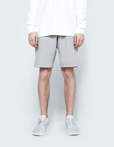 Adidas x Wings+Horns / Bonded Linen Shorts - Made in Canada