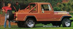 1983 jeep Wrangler.