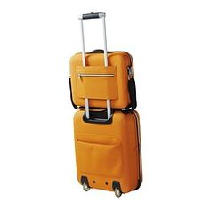 UPPTÄCKA Briefcase IKEA Extra protection for your laptop in a separate padded compartment. Air Drone, Briefcase, Separate, Ikea, Laptop, Modern, Suitcase, Organize, Travel