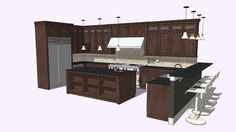 Kitchen - 3D Warehouse