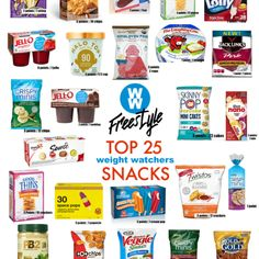 25 of the Best Low Point Weight Watchers Snacks under 3 points. Try these Weight Watchers Freestyle snack ideas available in Canada. Weight Watchers Snacks, Weight Watchers Points, Weight Loss Challenge, Weight Loss Tips, Losing Weight, Weight Warchers, Weight Gain, Body Weight, Weight Loss Secrets