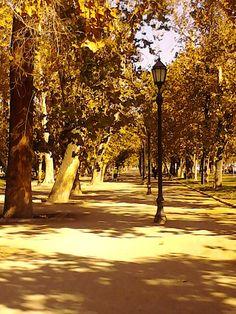 parque forestal ,santiago chile