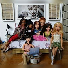 Hey u guys having fun with my #baes & Dee  she lives on her   #MyScene #barbie #dolltoyartistry #dollstagram #Mattel #dolls #toyartistry_elite #toyartistry #Photography #weekend Enjoy  | Flickr - Photo Sharing!