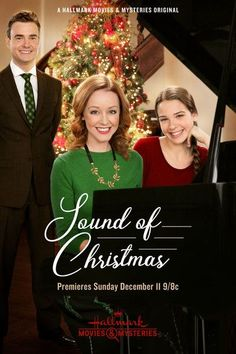 Its a Wonderful Movie - Your Guide to Family Movies on TV: 'Sound of Christmas' - a Hallmark Movies & Mysteries Original Christmas Movie Starring Lindy Booth & Robin Dunne!