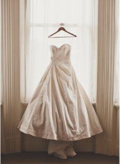 My amazing silk dress