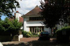 Annesley Lodge, 8 Platts lane. C.F.A Voysey.