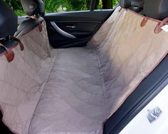 ObeDog Deluxe Suede Quilted Waterproof Hammock Car Seat Cover >>> For more information, visit image link. (This is an affiliate link and I receive a commission for the sales)