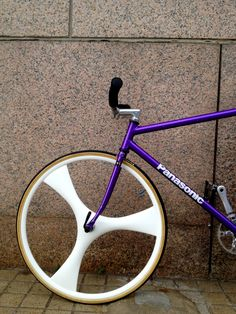 Panasonic / Pursuit...nice wheels