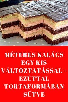 Ebből még az is repetázik, aki vigyáz az alakjára. Hungarian Desserts, Hungarian Recipes, Brownie Cupcakes, Cake Cookies, Smoothie Fruit, Cookie Recipes, Dessert Recipes, Homemade Cookies, Sweet Recipes