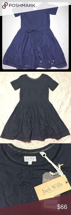 Jack Wills Dress Beautiful brand new with tags Jack Wills dress! 100% cotton. Size 2 US - 4 UK. Jack Wills Dresses Mini