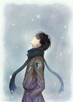 Levi I Feel You AnimeAttack On Titan Kyou Chan As Carlo Kun
