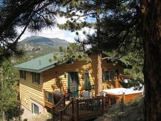 Estes Park, Colorado Vacation Rental by Owner Listing 209827