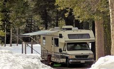 How to Avoid Freezing in Your RV or Van During Winter Polar Vortex and Blizzards. Out Cold, Camping Glamping, Rv Travel, Rv Life, Rv Living, Winter Months, Flu, Recreational Vehicles, Thrifting