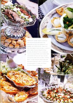 Ever After - Reception Buffet - Finger food fit for the King & Queen for the day!