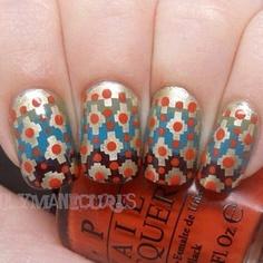 Nails Art - colors