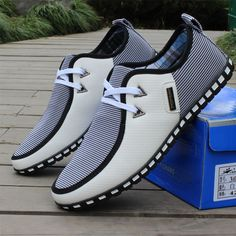 Find More Men's Casual Shoes Information about Plus size 39 46 Men Shoes Spring…