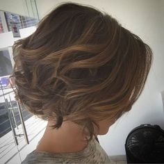 Super Cute Ways to Curl Your Bob, Bob Hair Cuts Designs