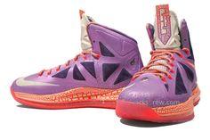 big sale e436d 564ca Nike LeBron X ASG - Area 72