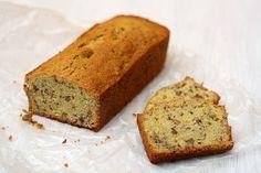 Panadería Mexicana: Panqué de nuez: Mantequilla con azúcar
