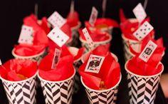 Confira as fotos do cardápio servido na festa infantil com tema de mágico - Fazendo a Festa - GNT