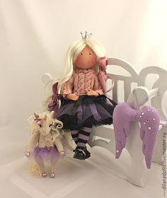 """текстильная кукла """" my little PONY"""" - сиреневый,пони,принцесса,подарок"""