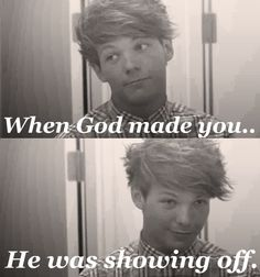 Oh Lou..   AW STAWP<3   (BLUSH)