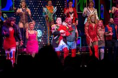 Photo Coverage: AMERICAN IDOL Alum David Cook Takes First Bows in KINKY BOOTS!