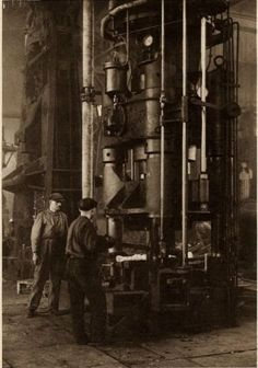 The forge (about Czech Republic, Historical Photos, Industrial, Inspirational, History, Architecture, Pictures, Historical Pictures, Arquitetura