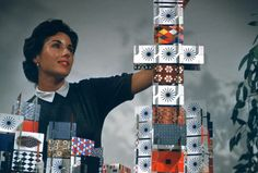 House of Cards, by Charles and Ray Eames