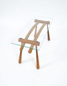 Max Kment Iconic Modernist Coffee Or Side Table - /DERIVE - VIENNA