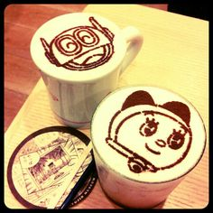 character cafe ♥ Coffee