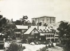 One of the definitive Johannesburg mansions still standing today: Windybrow (With acknowledgement to Friedel Hansen)