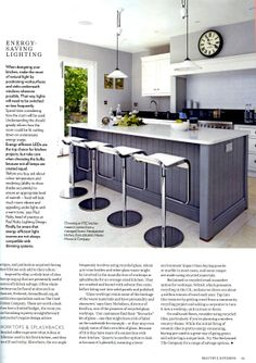 All of the wood for Martin Moore kitchens comes from FSC approved sources http://martinmoore.com Beautiful Kitchens March 2014