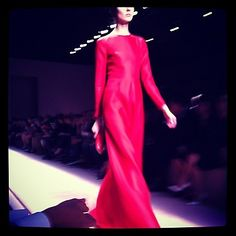 The ultimate Valentino red, from spring '13