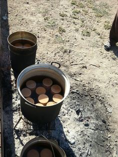 Kazanda fasulye konservesi