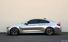 Matte Chrome BMW F82 M4 - Akrapovic Evolution Exhaust & Downpipe Installation 11   by european auto source