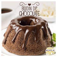 Budín de chocolate Águila