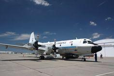 """NOAA Lockheed WP-3D Orion """"Kermit"""""""