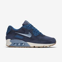 the latest c6dda ffa1c Brand New Nike Air Max 90 Suede Midnight Navy