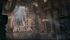 The lord in the throne room by ortsmor.deviantart.com on @DeviantArt