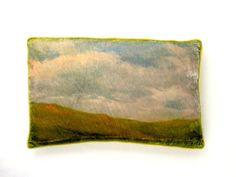 Van Gogh's favoured residence, 'Arles' is our touch of tranquility in pure silk velvet, only at www.foundling.com.au