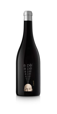 a pèl Loxarel    Un vino natural en su estado más natural #PagaDisenny  Wine Spain.