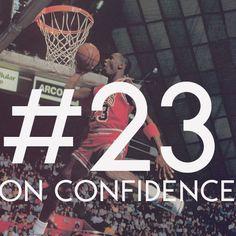 michael jordan on confidence