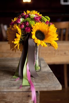 This bouquet is amazingggg <3